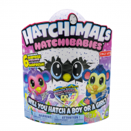 Hatchimals Хетчималс Hatchibabies Exclusive (музыкальный)